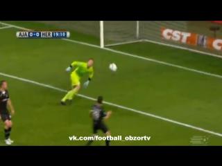 Аякс 0:0 Эраклес | Голландия. Эредивизи  | 20-й тур | Обзор матча