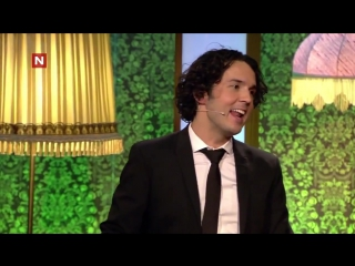 Ylvis поют Only You под гелием