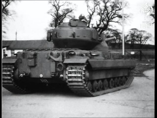 Britain's New Giant Tank (1954)