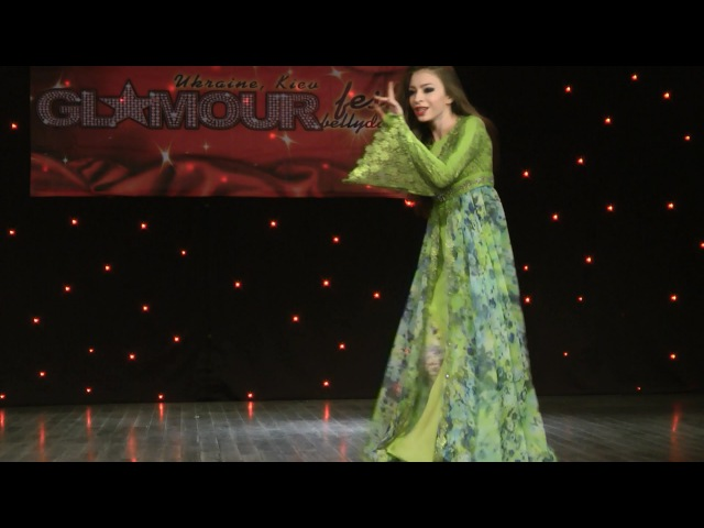 Elnara Manafova ⊰⊱ GLAMOUR bellydance fest '16