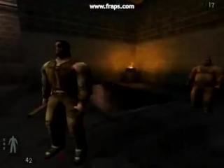 Kingpin life of crime (русская озвучка игры фаргус) (memes land)