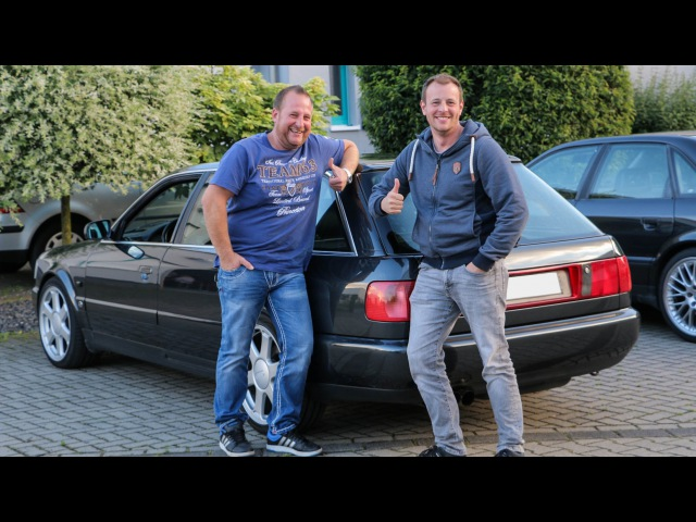 OK Chiptuning Marco's Turbo Page Audi S6 20V Turbo LC Boost fun