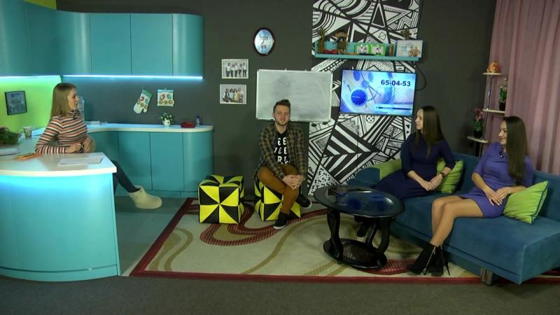 Ранок на сніданок на ТВ7 з організатором фестивалю Аніма Бойковою Тетяною та спікером Вікторією Мухою