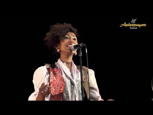AlsarahThe Nubatones - Festival Arabesques 2015