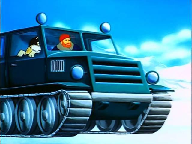Приключения пингвиненка Лоло,2 серия, 1986г. Мультфильм