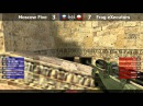 Frag eXecutors vs MoscowFive @ dust2