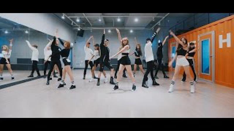 Dance Practice Yteen WJSN x MONSTA X Do Better