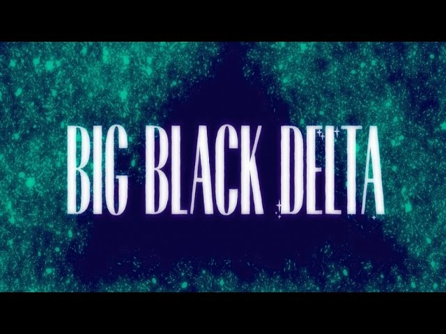 Big Black Delta Bitten By The Apple feat Kimbra official video