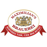 Логотип Ресторан «Максимилианс» Уфа