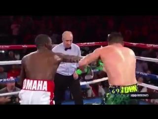 Терренс кроуфорд нокаутирует молину / crawford vs molina knockout !!