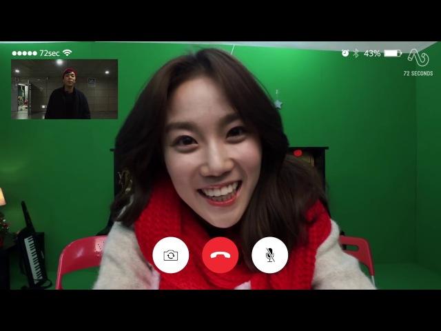 72초 캐롤 프로젝트 치리스마스 세번째. 찬바람이 불면 뮤직 비디오 by.72초TV