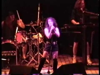Chrissy Steele - (James L. Knight Center) Miami,Fl 12.3.91 (Clip)