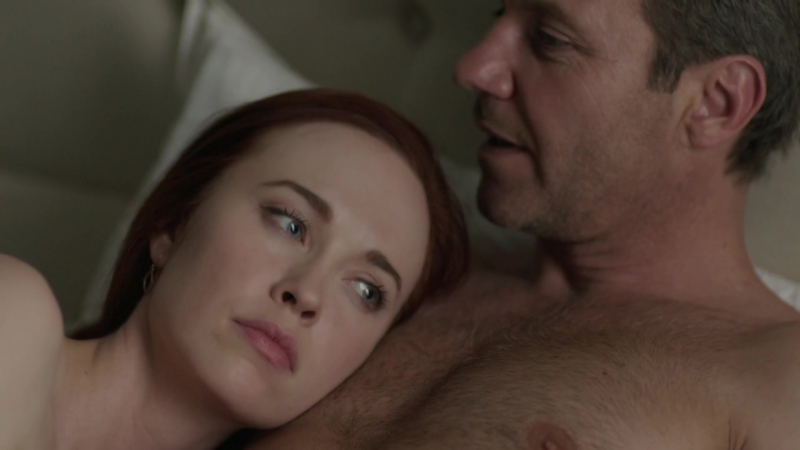 Elyse Levesque Nude Transporter: The Series s02e12 (2014) HD