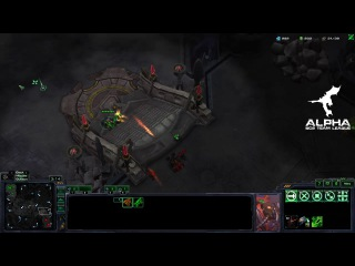 Houkago Tea Team ni VS Clan SC2Improve 1/2 Alpha 7 Euro Amateur 12/11/16