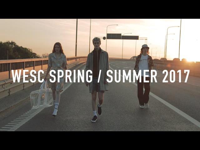 WESC SPRING SUMMER 2017