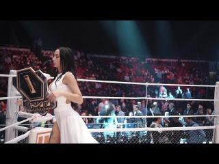 Анжелика Андерсон: Раскрываю свои секреты, блог главной ринг-герл M-1 Global