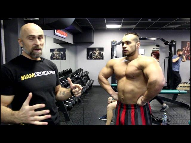 ПОЗИРОВАНИЕ от IFBB PRO Владимира Агринского и Папы Смита » Freewka.com - Смотреть онлайн в хорощем качестве