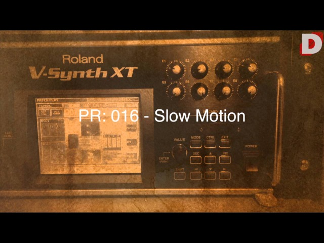 Roland V-Synth-XT - Preset Bank 1 - HQ SOUND [factory preset]!