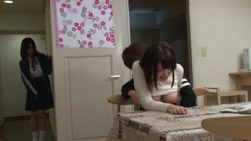 Пришел к подруге японке, сестра присоединилась, трахнул, teen, молоденькая, азиатка, asian, japanese, asian, girl, porn, порно, NHDTA 802