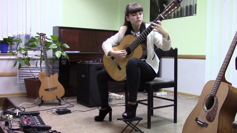Концерт 10 03 2017 Кулабухова Света Д Расселл Капли росы