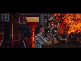 Взрыв в школе Ксавьера. Ртуть всех спасает. Люди Икс: Апокалипсис. 2016.
