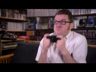 Angry video game nerd fuck