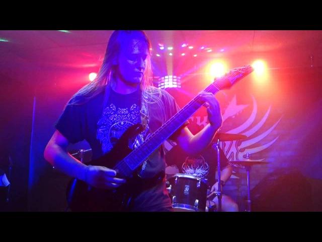 Тринадцатый Бубен Заговор Live at Barvy club Kiev 30 08 2016