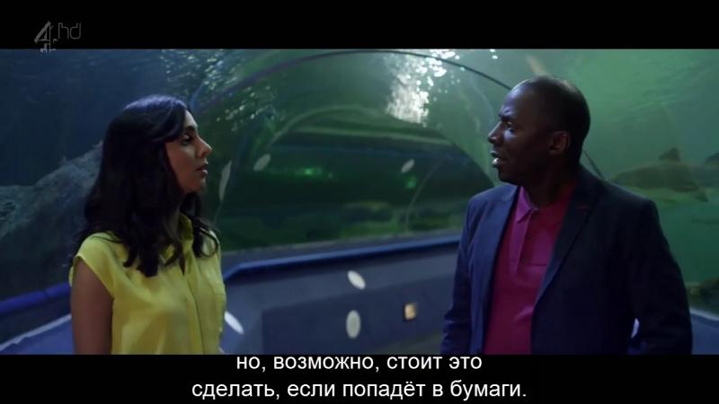 Сucumber Огурец s01e02 RUS SUB