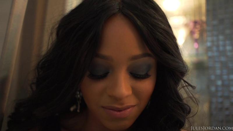 1 Anya Ivy, Black Heat 3, Чёрная Жара 3 ( Chris Streams, Jules Jordan Video) 2015 г. , Gonzo, IR,