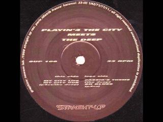 Playin' 4 The City - Sh Blues []
