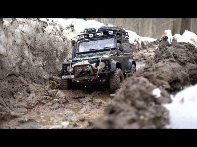 DEFENDER SELECT I : rc Land Rover defender 90 WildBrit defender 110 HCPU