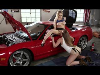 Maddy Oreilly, Alix Lynx HD 1080p, lesbians, MILF, big tits, new porn 2017