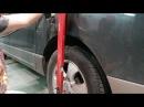 Пневматическая Подвеска BlackStone на Hyundai Starex HVX Своими Руками за 30 минут