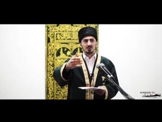 Обнаженные тела и музыка - Обращение к спортсменам - Ислам-Хаджи