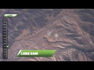 Американец Люк Эйкинс прыгнул с высоты 7,6 км и приземлился без парашюта