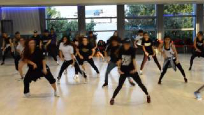 Fzpz - off to tokyo Dylan Mayoral Choreography | New Style SAF Dance Workshops