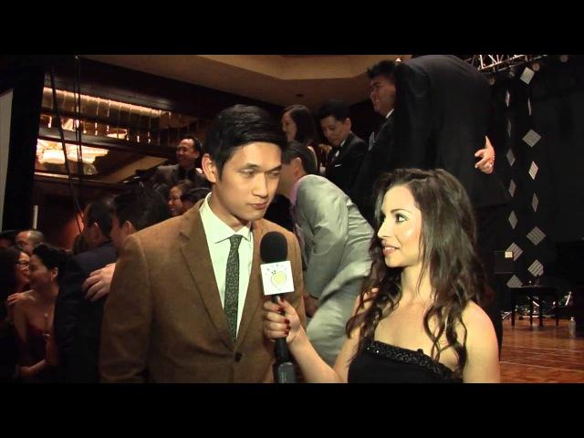 Harry Shum Jr., - EWP Visionary Awards 2013