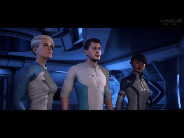 Mass Effect Андромеда (Русская Озвучка)