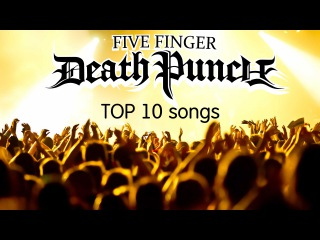 ТОП 10 треков от FIVE FINGER DEATH PUNCH  |Metal Hammer magazine|