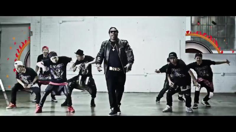 ダンスとラップの奇跡のコラボレーション B B B ft Busta Rhymes B4LiFE