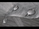 How to Draw Water Drops With Charcoal