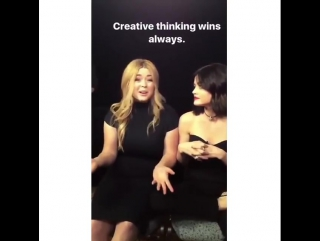 Lucy and sasha for entertainment weekly [part iv]