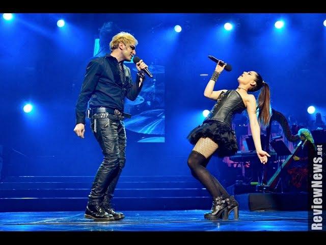 Mozart Lopera rock le concert Kiev 02.04.2017 FINALE