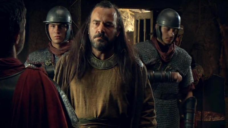 Римская Испания легенда Испания легенда 2 сезон 5 серия озвучка