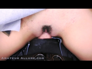 [amateurallure] athena amour aka lilly evans - late for the party! [blowjob,pov,