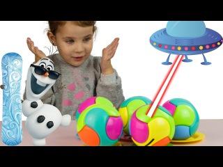 Фунгус амунгус сюрпризы эльза холодное сердце шопкинсы май литл пони видео для детей video for kids