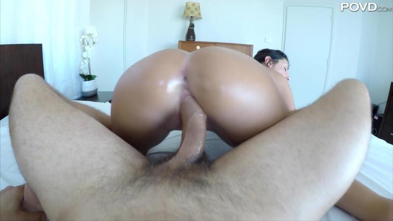 August Ames ( POVD Bubble Bath Babe All Sex, Blowjob, POV,