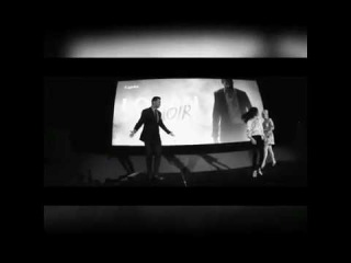 Dafne Keen and Hugh Jackman in London   Hugh Jackman about Logan Noir (Black-and-white video)