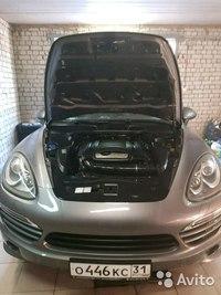 Porsche Cayenne, 2013