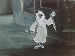 | ☭☭☭ Советский мультфильм | Кентервильское привидение | 1970 |